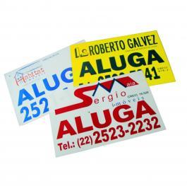 Placa Eucatex Adesivada Eucatex 40x60