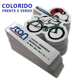 Placa PS F/V Com Corte A Laser Placa PSi 115x81cm 4x4 Frente e Verso
